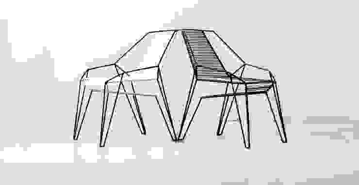 Mobiliario y Producto:  de estilo industrial por ODA - Oficina de Diseño y Arquitectura, Industrial