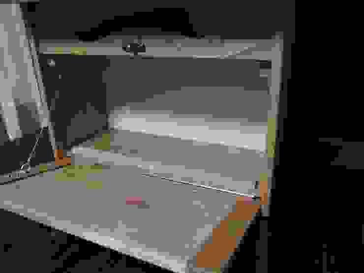 ポスト: 二輪草家具が手掛けた折衷的なです。,オリジナル