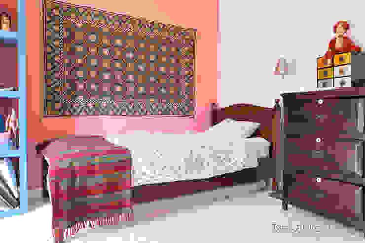 Ijzersterkinterieurontwerp Txell Alarcon BedroomTextiles