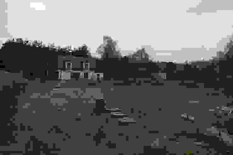 Teren przed rozpoczęciem prac ogrodowych. od BioArt Ogrody, Architektura Krajobrazu