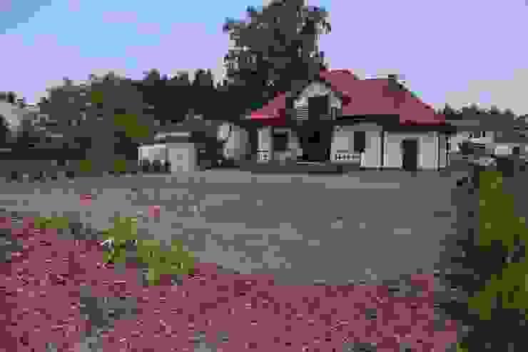 Ogród po wszystki pracach. od BioArt Ogrody, Architektura Krajobrazu