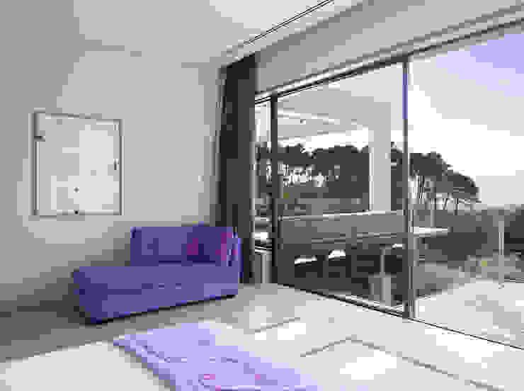 Lis Melgarejo Arquitectura Modern style bedroom