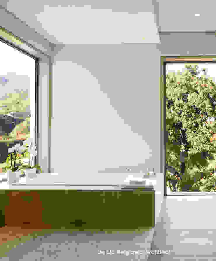 Lis Melgarejo Arquitectura Modern bathroom