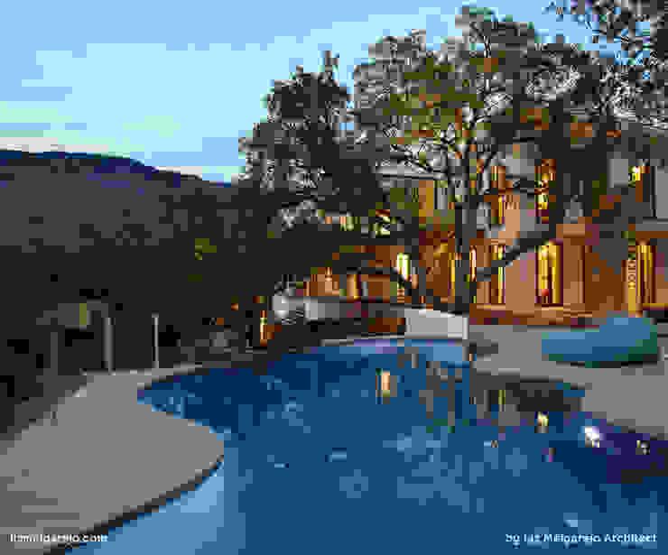 Piscinas  por Lis Melgarejo Arquitectura