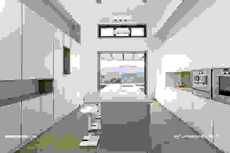 Lis Melgarejo Arquitectura Modern kitchen