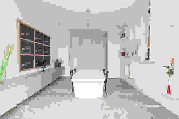 Lis Melgarejo Arquitectura Modern dining room