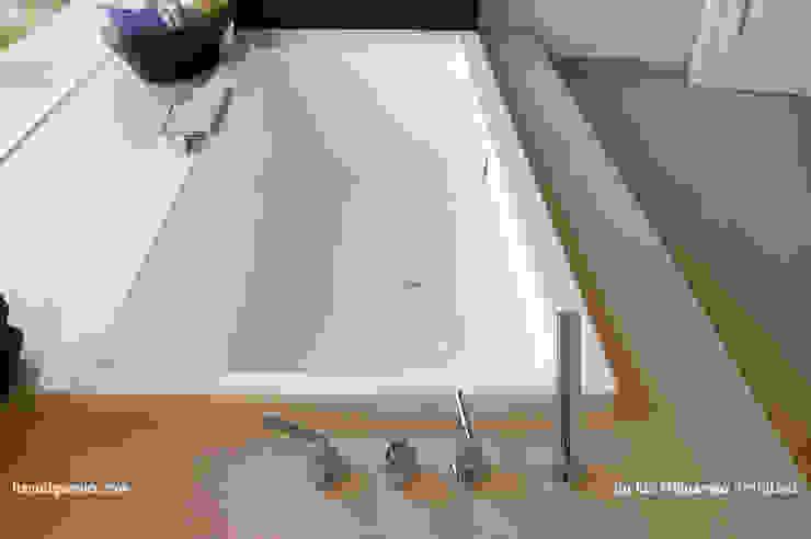 Baños de estilo moderno de Lis Melgarejo Arquitectura Moderno
