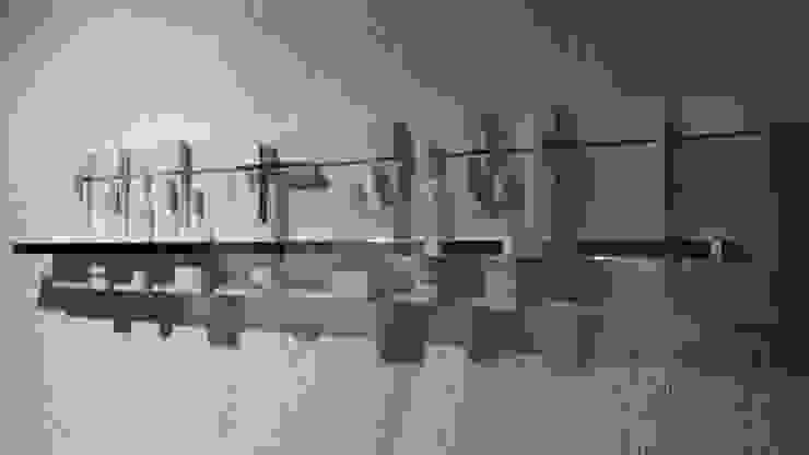 Patrícia Azoni Arquitetura + Arte & Design: modern tarz , Modern