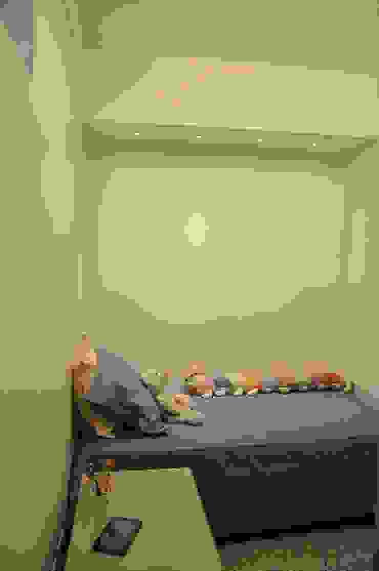 Suite junior Quartos modernos por Novità - Reformas e Soluções em Ambientes Moderno