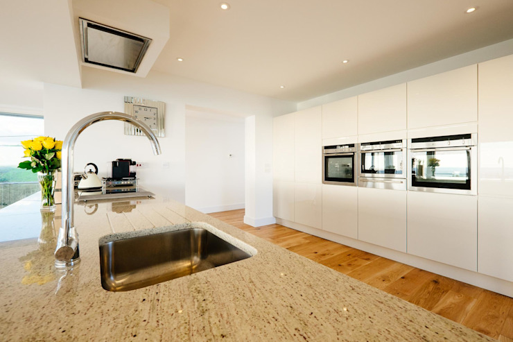 Kitchen by Perfect Stays Modern