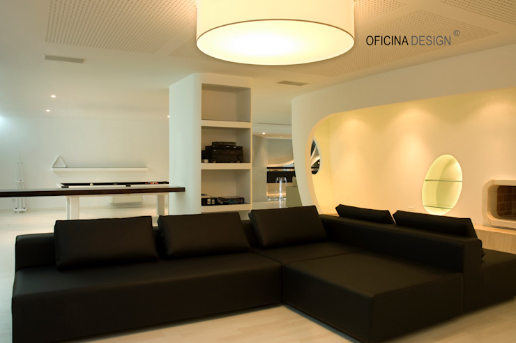 by Oficina Design Minimalist