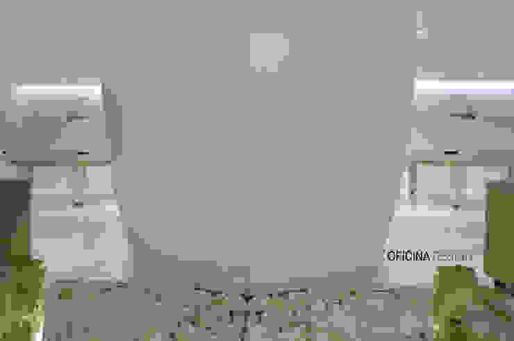 Giardino d'inverno minimalista di Oficina Design Minimalista