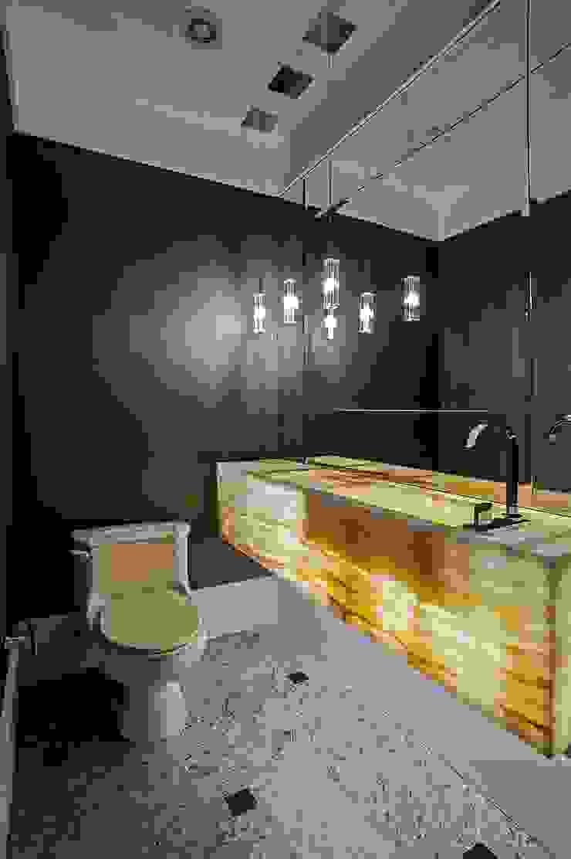 APARTAMENTO MS Banheiros clássicos por Studio Boscardin.Corsi Arquitetura Clássico