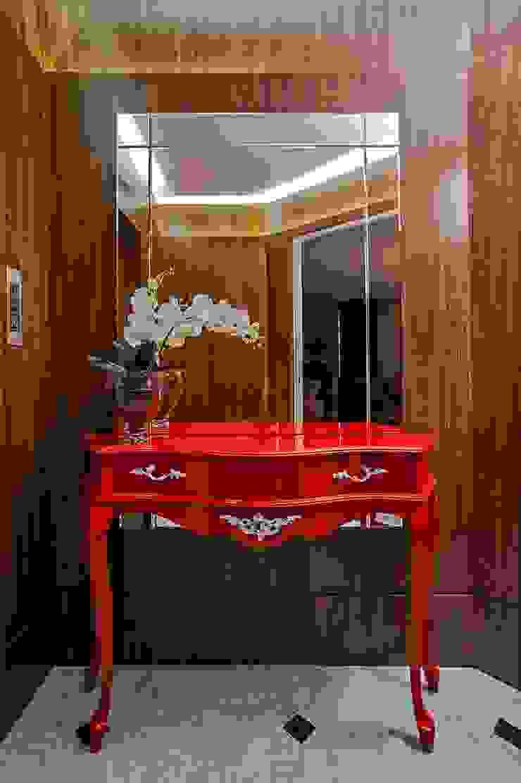 Klassieke gangen, hallen & trappenhuizen van Studio Boscardin.Corsi Arquitetura Klassiek