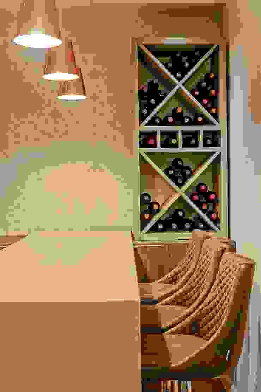 Klassieke wijnkelders van Studio Boscardin.Corsi Arquitetura Klassiek