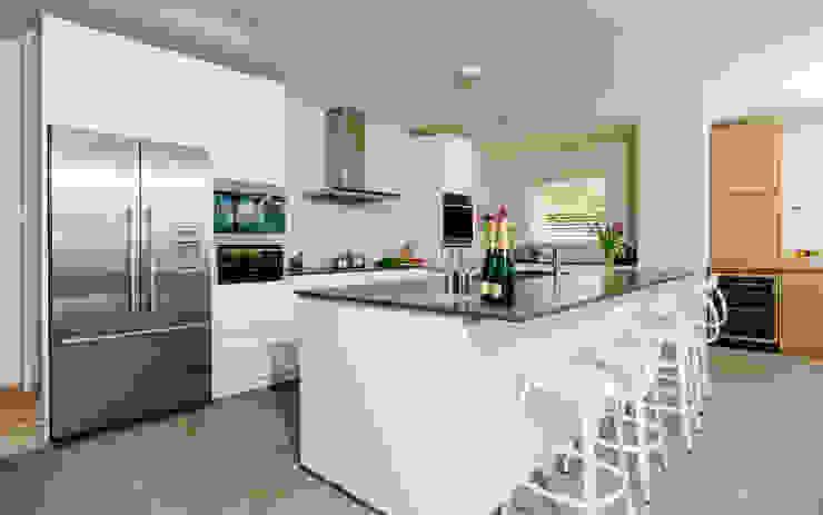 Ednovean House, Perranuthnoe | Cornwall Modern kitchen by Perfect Stays Modern
