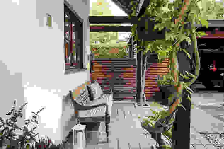 Balcones y terrazas clásicos de Home Staging Gabriela Überla Clásico