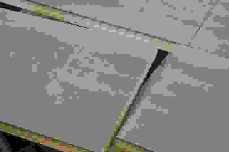 Entreplantas aligeradas de panelestudio.com panelestudio Paredes y pisos de estilo escandinavo