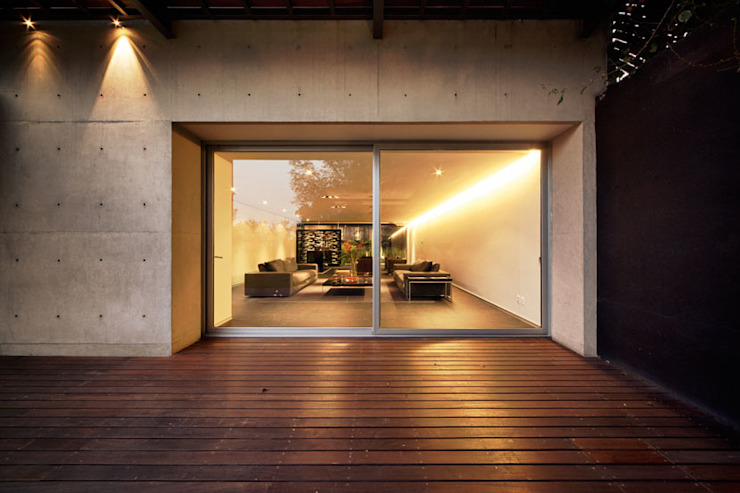 grupoarquitectura Living room