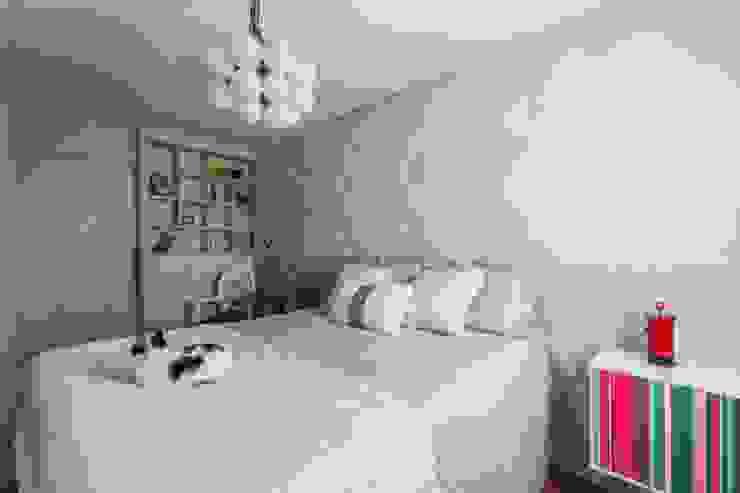 Modern style bedroom by MC3 Arquitetura . Paisagismo . Interiores Modern