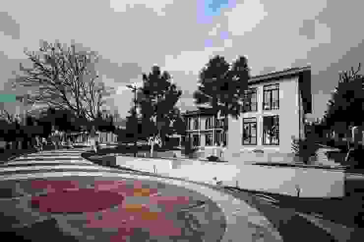 Jardines de estilo rural de Pimodek Mimari Tasarım - Uygulama Rural