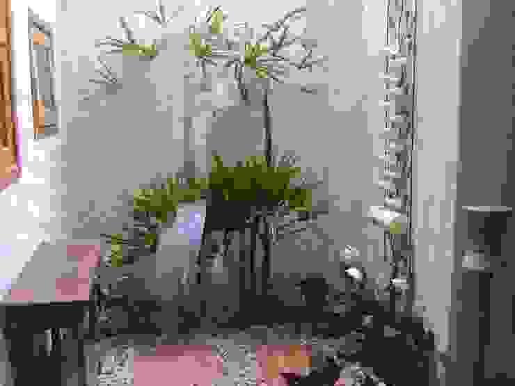 Jardines de invierno de estilo mediterráneo de MC3 Arquitetura . Paisagismo . Interiores Mediterráneo