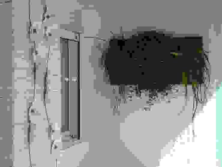 โดย MC3 Arquitetura . Paisagismo . Interiores มินิมัล