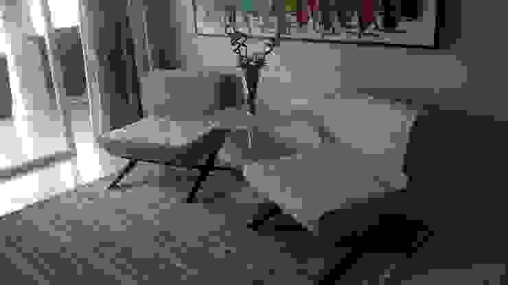 Modern living room by MC3 Arquitetura . Paisagismo . Interiores Modern