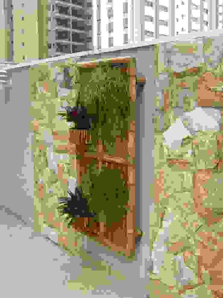 Rustic style garden by MC3 Arquitetura . Paisagismo . Interiores Rustic