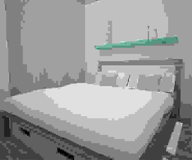 Aralia Dormitorios modernos de Teorema Arquitectura Moderno