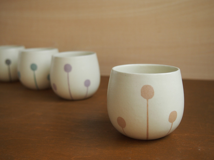 free cup / Czech all seasons podzim: ポティエ 手塚美弥が手掛けたスカンジナビアです。,北欧 陶器