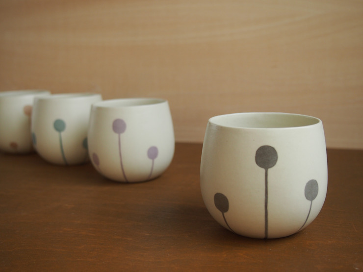 free cup / Czech all seasons zima: ポティエ 手塚美弥が手掛けたスカンジナビアです。,北欧 陶器