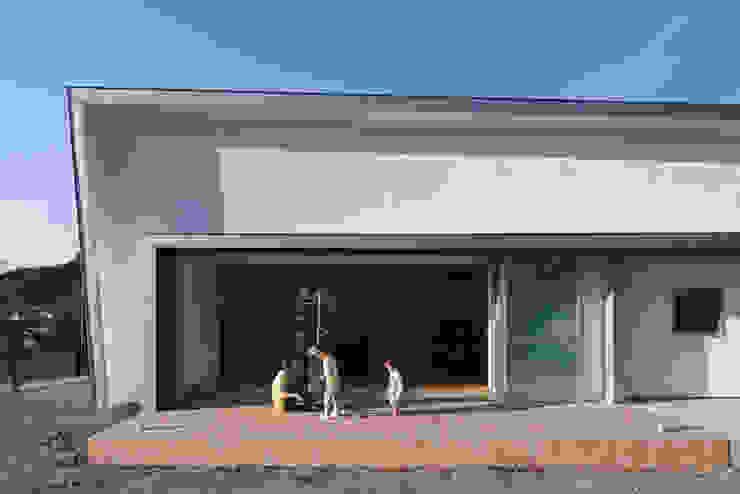 House-O【 les ailles croisées 】 の bound-design