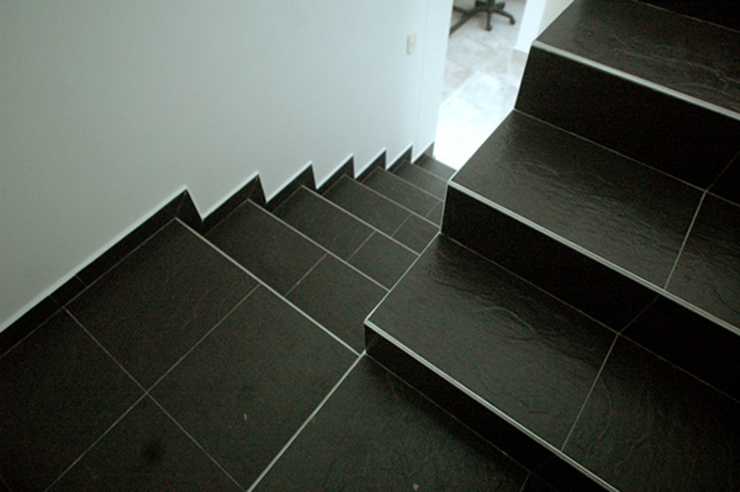 Oficina Suramericana De Arquitectura:  tarz Koridor ve Hol