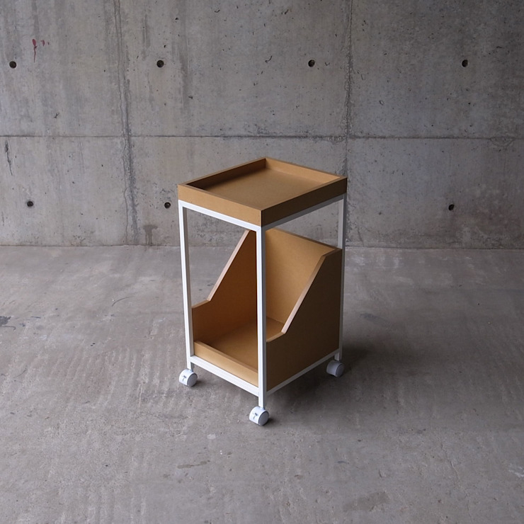 XS - Wagon: abode Co., Ltd.が手掛けたミニマリストです。,ミニマル