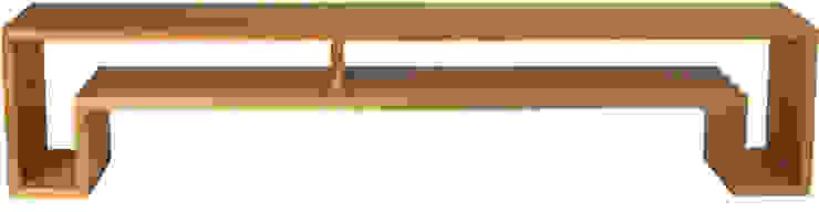 SHOJI - Occasional Table Large: abode Co., Ltd.が手掛けたミニマリストです。,ミニマル
