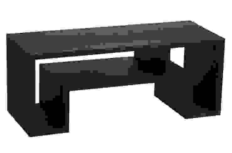 SHOJI – Occasional Table Small: abode Co., Ltd.が手掛けたミニマリストです。,ミニマル