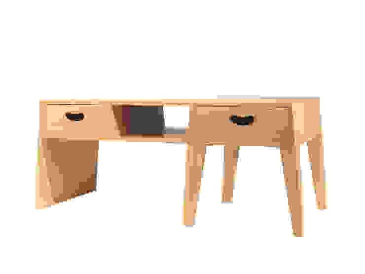 TABLE = CHEST: abode Co., Ltd.が手掛けたミニマリストです。,ミニマル