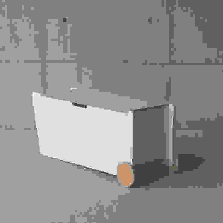 BENCH BOX: abode Co., Ltd.が手掛けたミニマリストです。,ミニマル