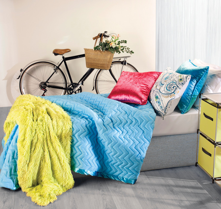 DeBORLA 寝室テキスタイル