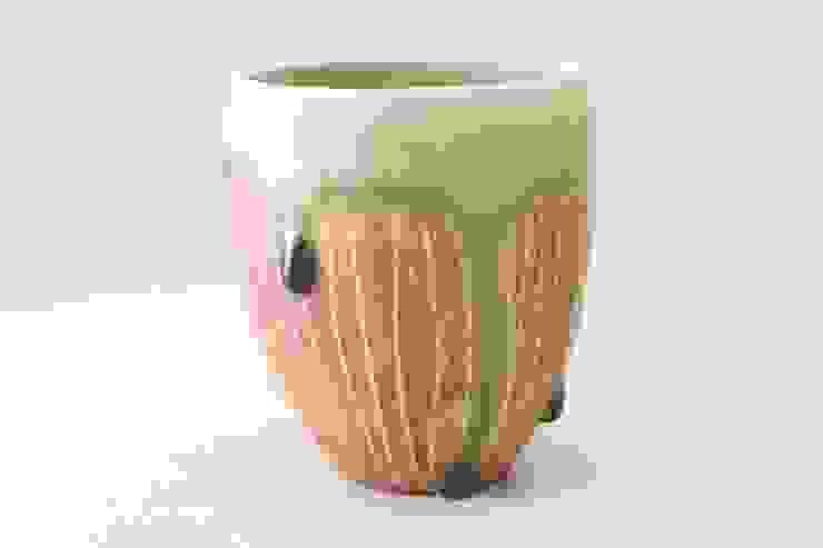 shot-cup: 新田 学 (GAKU! CO-BO)が手掛けた折衷的なです。,オリジナル 陶器