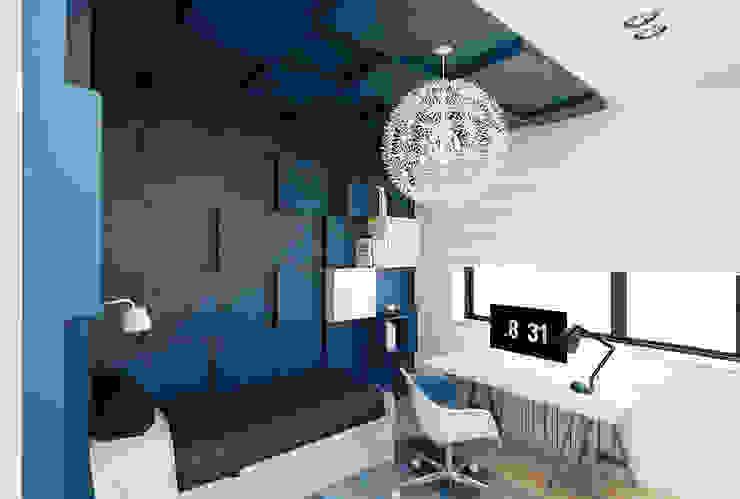 Nursery/kid's room by Ale design Grzegorz Grzywacz,