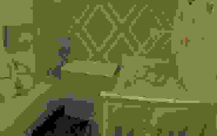 Vista general del cuarto bebe Demadera Caracas Dormitorios infantiles Accesorios y decoración Blanco