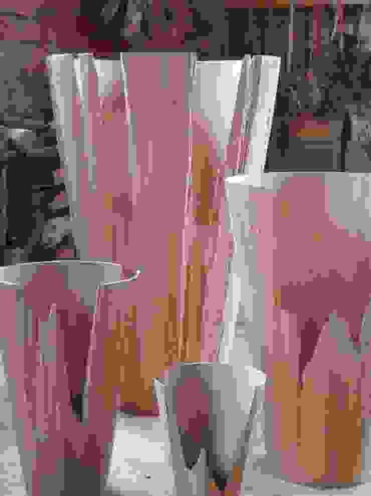 花器 へぎ目: 清水桶屋が手掛けたアジア人です。,和風 木 木目調