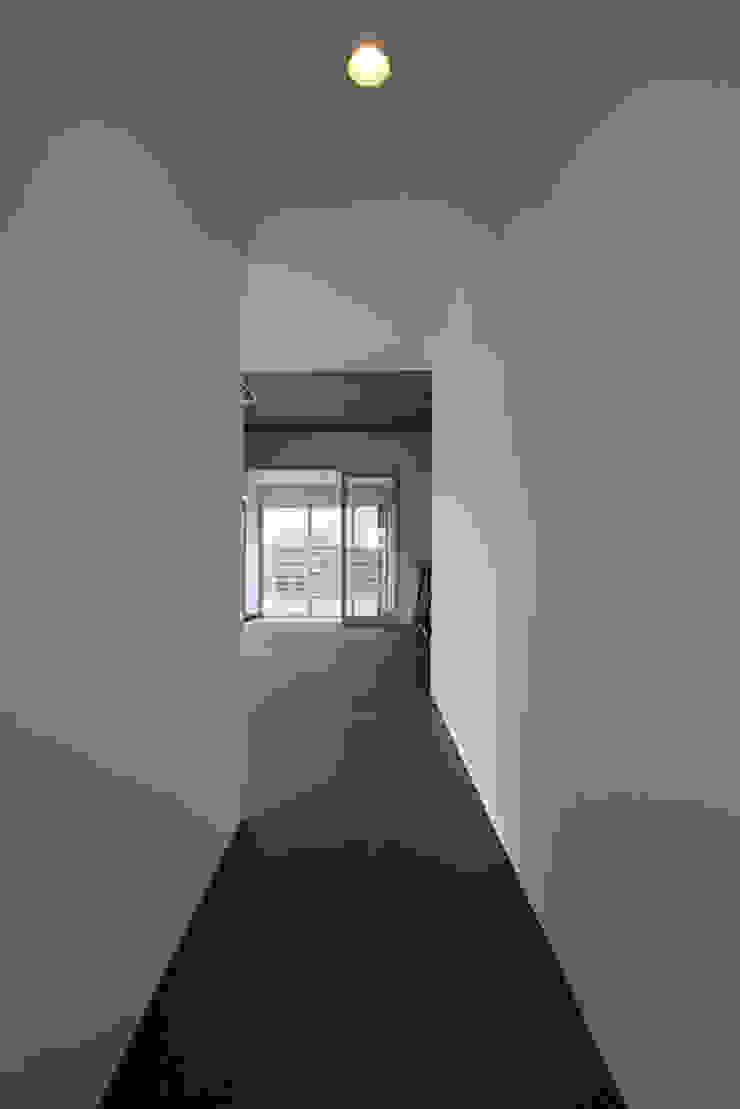 House-MSD【 White Rainbow -白虹- 】 モダンデザインの リビング の bound-design モダン