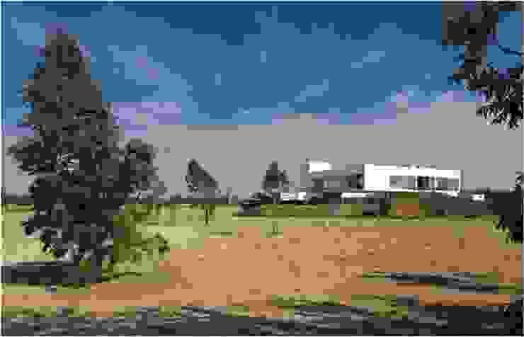 Casas de estilo minimalista de Estudio Arquitecta Mariel Suarez Minimalista