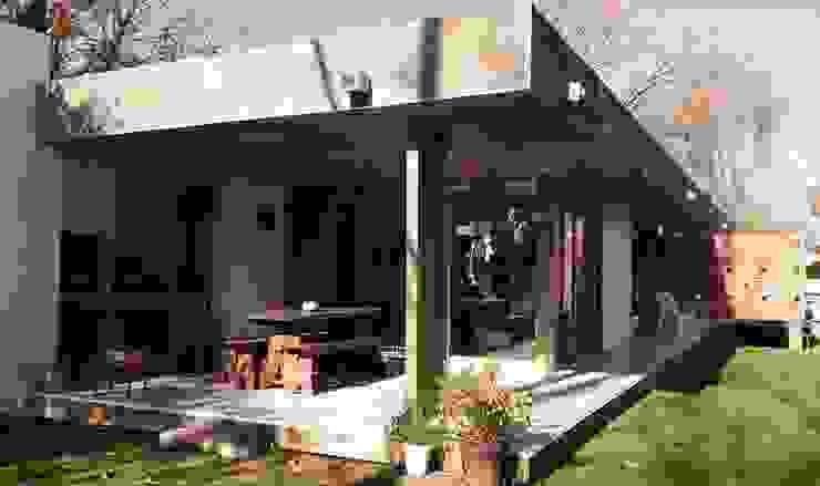 Casa Habiaga-Morel Casas modernas: Ideas, imágenes y decoración de punto2 Moderno