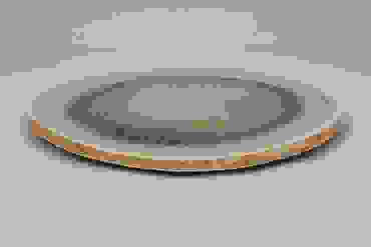 水たまり(中): 新田 学 (GAKU! CO-BO)が手掛けた折衷的なです。,オリジナル 陶器