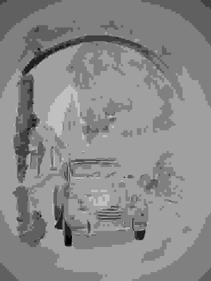 Citroen gris de Adriana Filei Moderno Papel