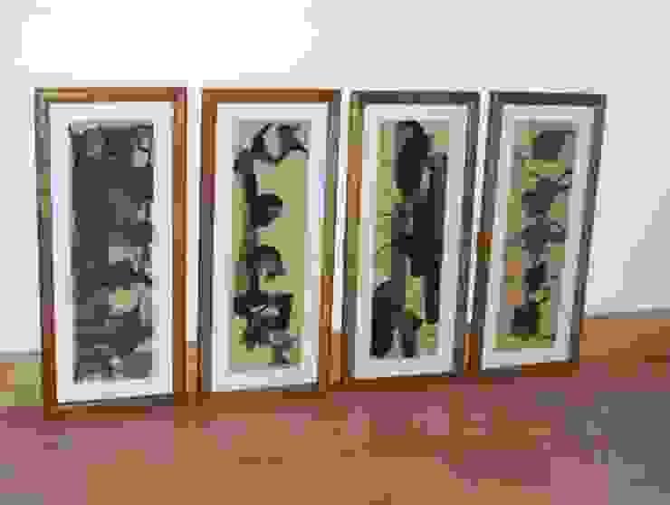 Manchas de Adriana Filei Moderno Papel